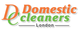 Domestic Cleaners Logo