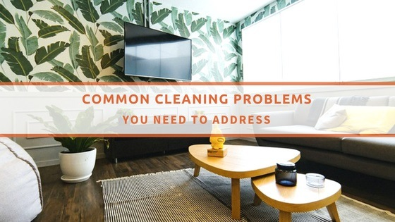 Common Cleaning Problems