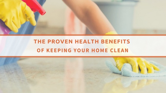 Cleaning Health Benefits